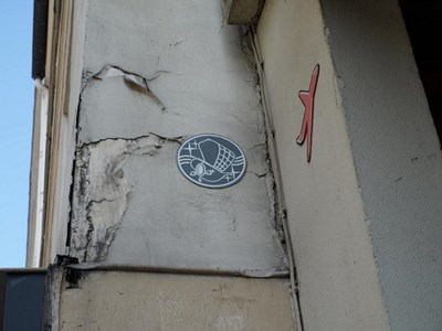 photo graffiti Paris 11eme arrondissement