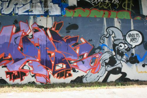 photo graffiti Grenoble