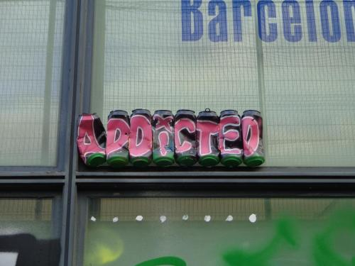 photo graffiti Barcelone